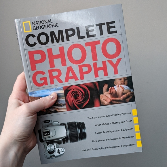 National Graphic Complete Photography Guide